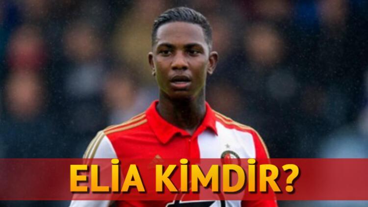 Eljero Elia kimdir, kaç yaşındadır