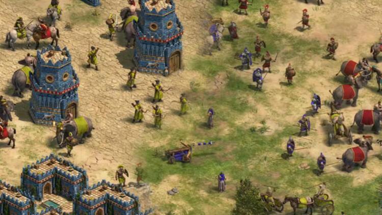 Age of Empires Definitive geliyor.. İşte AOE yeni sürümdeki ilk özellikler