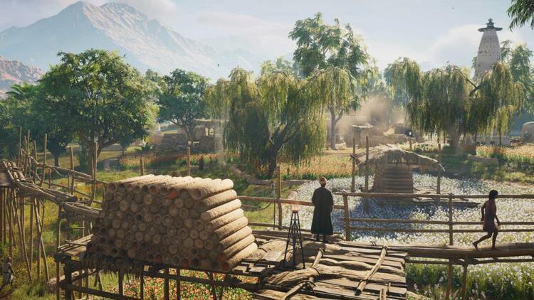Assassin's Creed Origins sürprizi