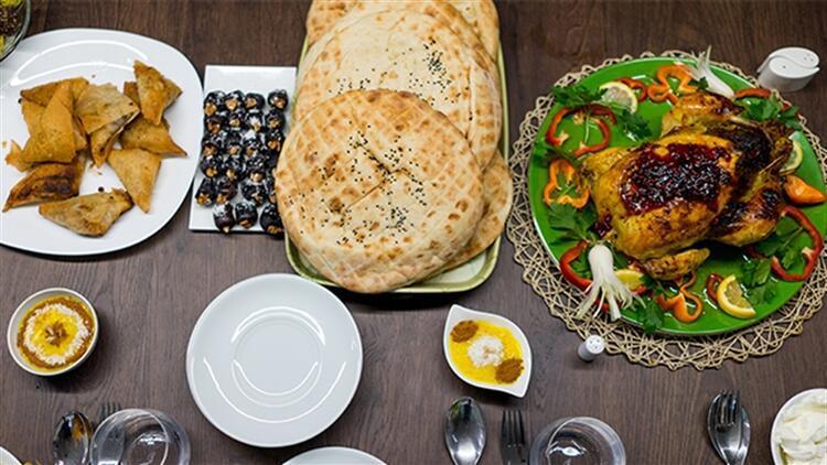 Ramazanda sağlıklı beslenin
