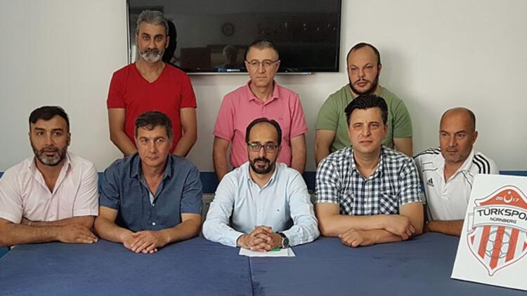 TÜRKSPOR'DA HEDEF 'LANDESLİGA'