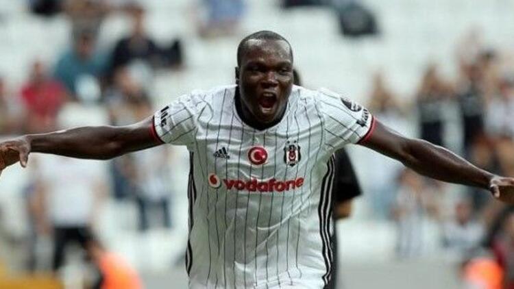 Beşiktaş'tan Aboubakar şartı!