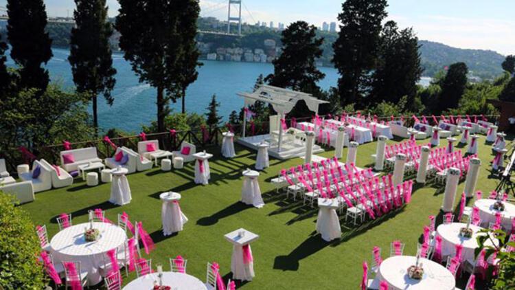 Bu yıl 650 bin düğün yapılması bekleniyor