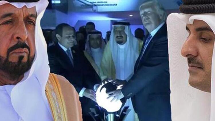 Körfez satrancı... Son hamle Katar'dan: El Arabiya ve SkyNews...