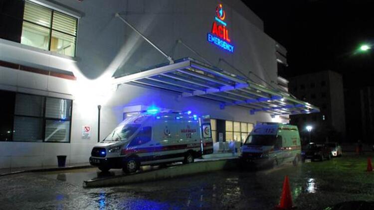 Son dakika... Kastamonu'da 38 asker, gıda zehirlenmesi iddiasıyla hastanelere kaldırıldı