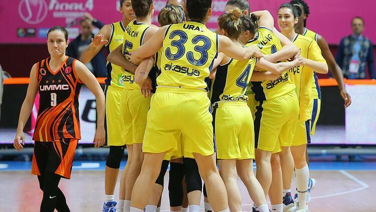 Fenerbahçe'ye WNBA'den iki takviye