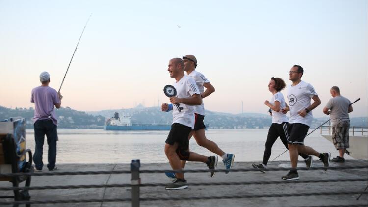 Koşucuların yeni buluşma noktası