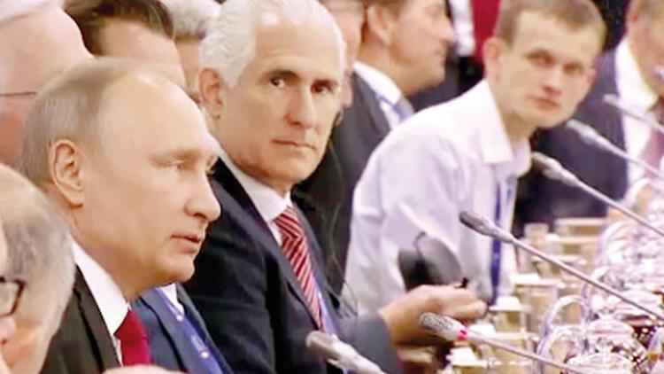 Yeni sanal paraya Putin desteği