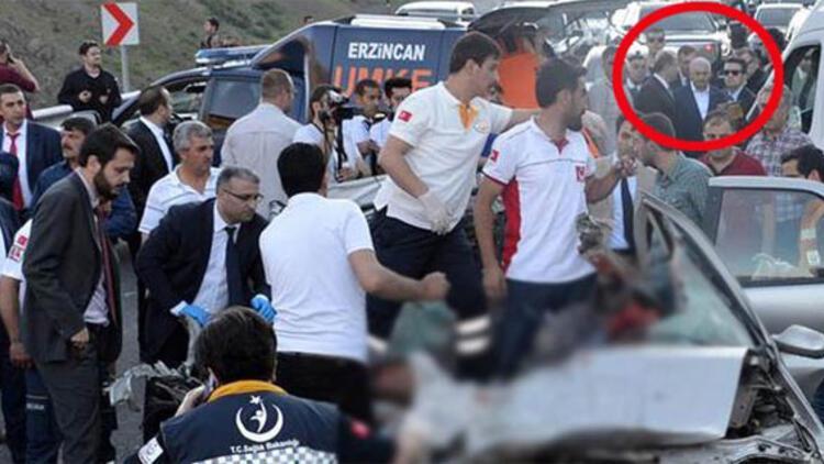 Son dakika: Katliam gibi kaza: 5 ölü... Başbakan Yıldırım da olay yerindeydi