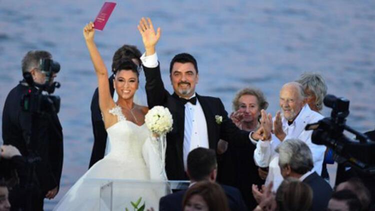 """Rüya gibi düğünle evlenmişlerdi... Son cümlesi """"İstanbul'da görüşürüz"""" oldu"""