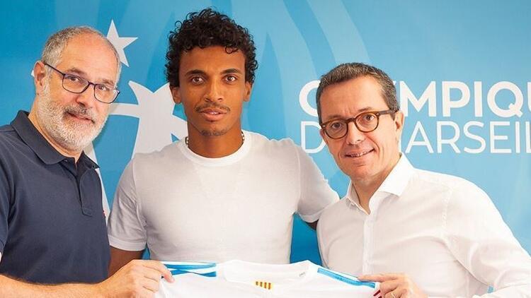 Olympique Marsilya, Luiz Gustavo'yu renklerine bağladı