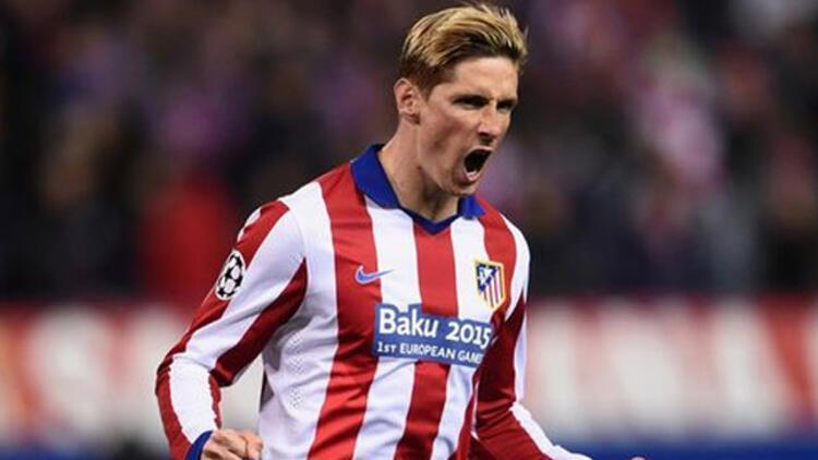 Fernando Torres Atletico ile uzattı