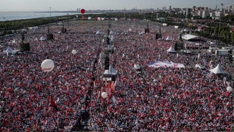 Son dakika... Kılıçdaroğlu Maltepe mitinginde konuştu: 10 maddelik listeyi açıkladı