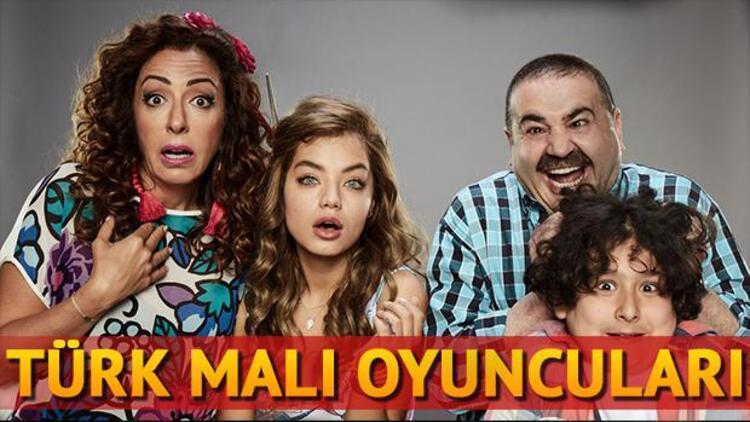 Türk Malı dizisi oyuncuları kimdir?