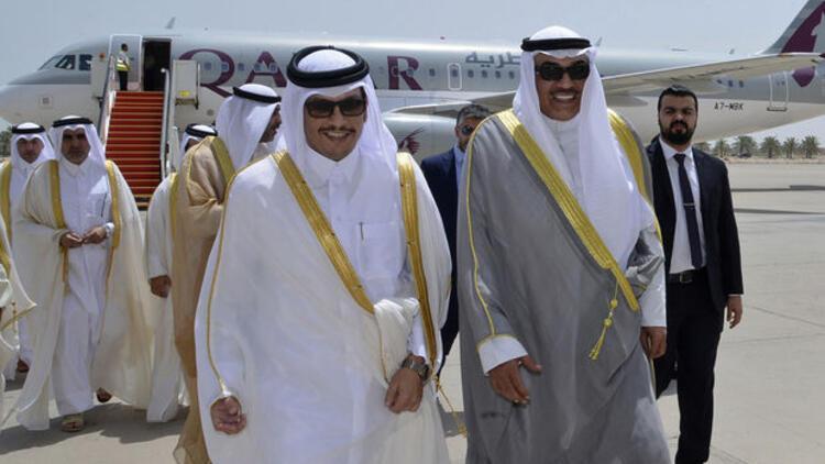Katar meydan okudu... İşte döviz rezervi