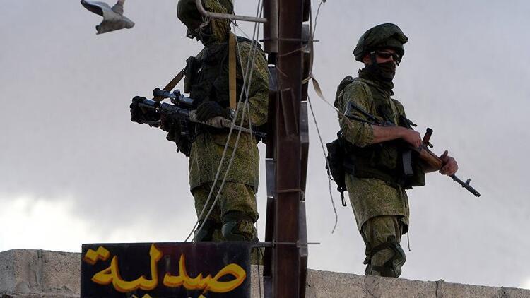 Rus savunma danışmanı Hama'da öldürüldü