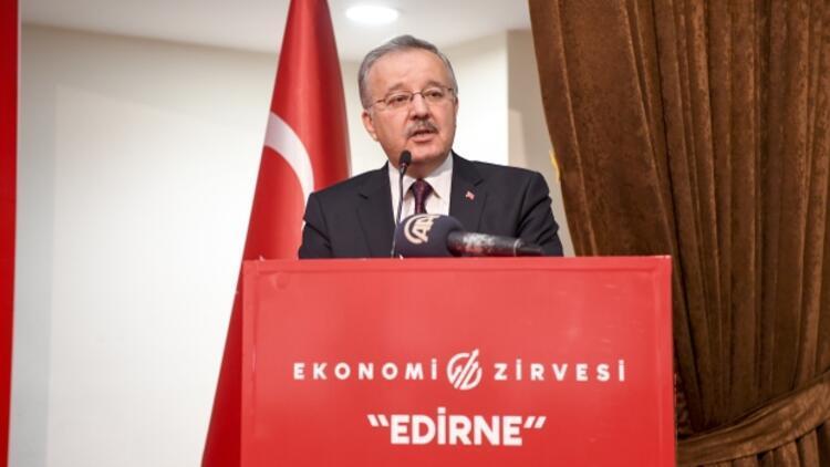 Vali Özdemir, ulaşım projeleriyle Edirne'nin daha hızlı büyüyeceğini söyledi