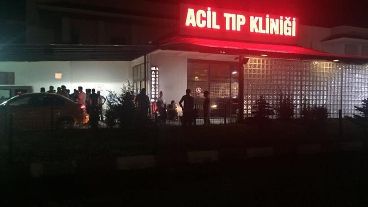 Manisa'da zehirlenme... 120 kişi hastaneye kaldırıldı