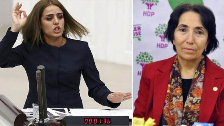 HDP'li iki milletvekili hakkında yakalama kararı