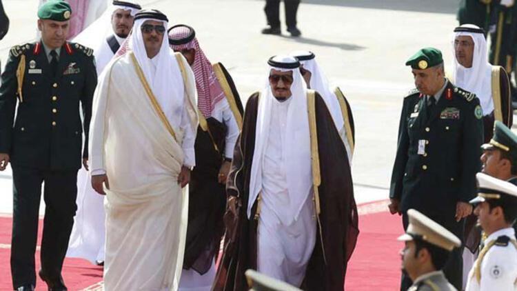 Katar'a şartlar altıya indi
