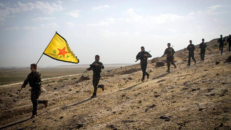 Son dakika... ABD'den YPG itirafı