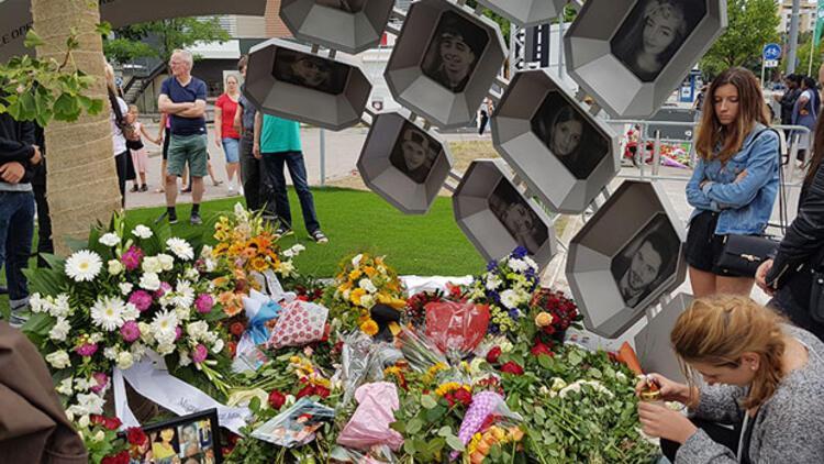Katliam kurbanı 9 kişi törenle anıldı