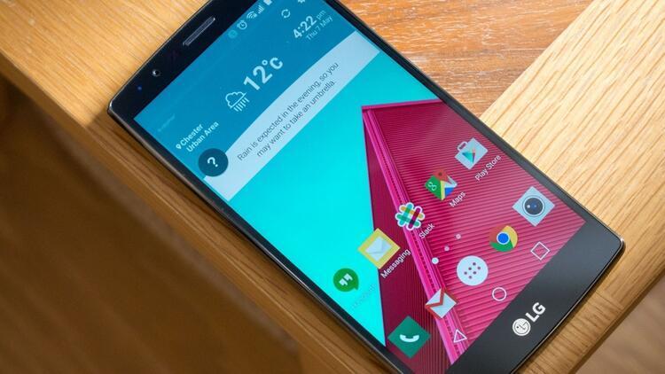 LG G4 kullananlara güncelleme müjdesi!