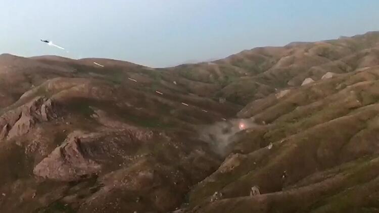 TSK fotoğrafları yayınladı 6 terörist öldürüldü