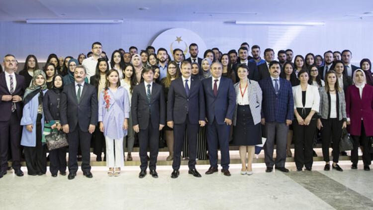 'Siz yapacaksınız, Türkiye destek verecek'