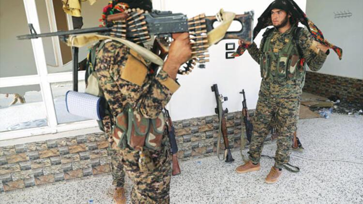 ABD'den YPG'ye silah desteği 900 tır'ı geçti