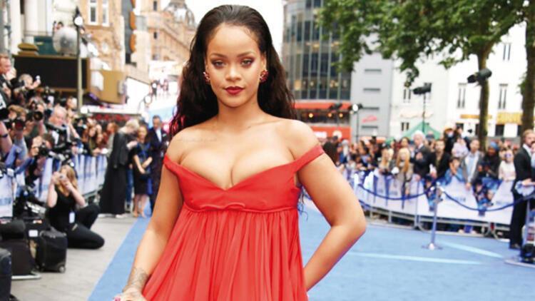 Bizim büyük derdimiz: Rihanna