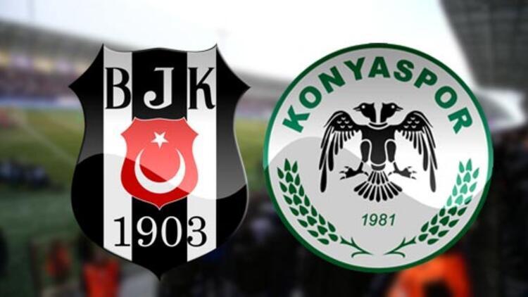 Beşiktaş Konyaspor maçı ne zaman saat kaçta hangi kanalda