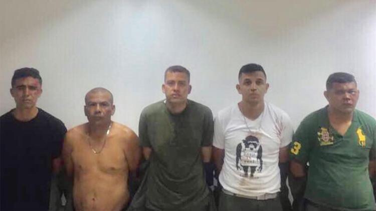 Venezuela'da darbe girişimi bastırıldı