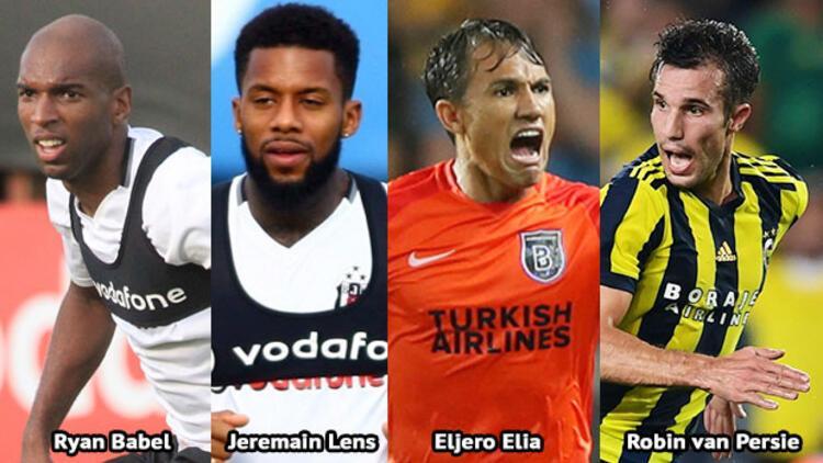 Hollanda Milli Takımı'na Türkiye'den 4 futbolcu