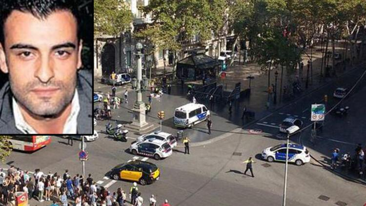 Barcelona'da dehşet anları... O Türk teröristleri içeri sokmadı