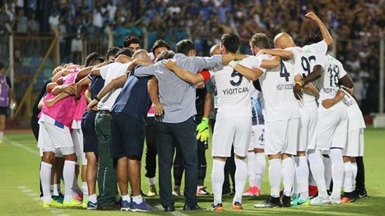 Çaykur Rizespor deplasmanda Adana Demirspor'u yendi