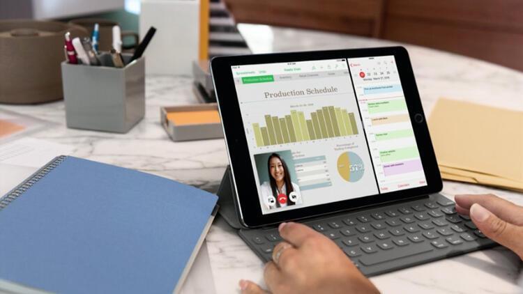iPad Pro, dizüstü bilgisayarla rekabet etmeye başlıyor