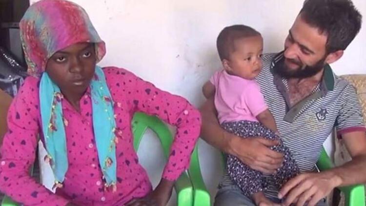 9 dil bilen Ugandalı Jennifer Adıyaman'a gelin geldi