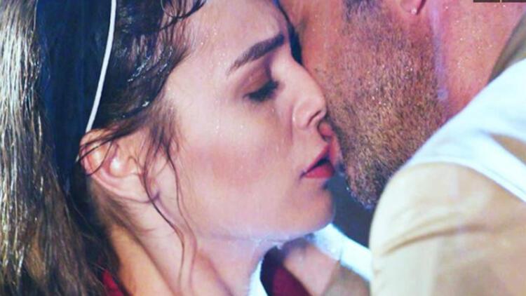 """""""İki Yalancı"""" da yağmur romantizmi"""