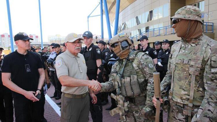 Türkiye maçı öncesi  Ukrayna polisi alarma geçti