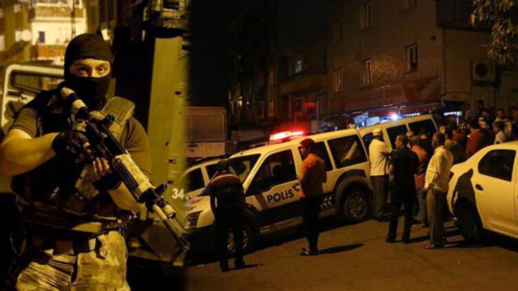 İstanbul'da gece yarısı hareketli dakikalar! İlk gelen sivil ekip çatışmanın ortasında kaldı...