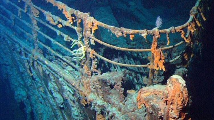 Titanik gemisinin enkazı yakında yok olabilir