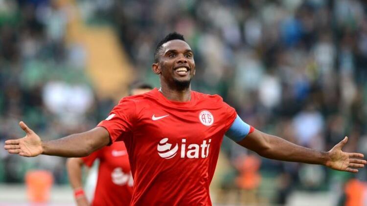 Samuel Eto'o ne zaman futbolu bırakacak? Ali Şafak Öztürk açıkladı...