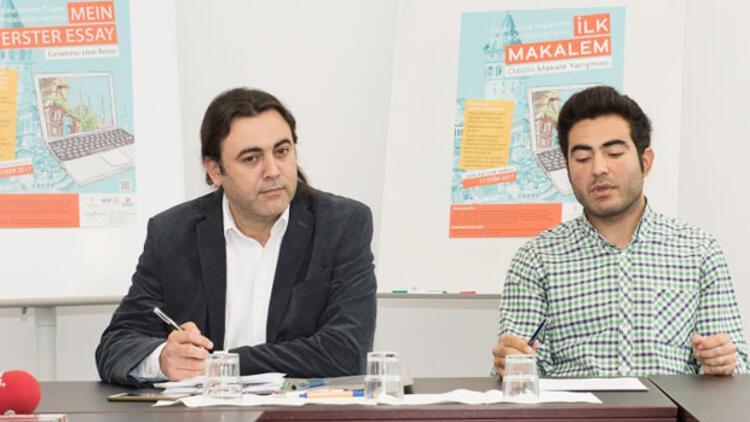 Almanya'da, genç Türk yazar aranıyor