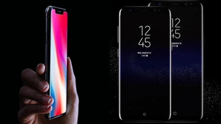 iPhone X mi daha iyi yoksa Galaxy S8 mi?