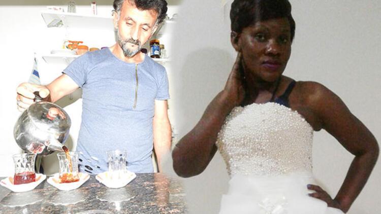 Çorumlu çaycı Selim Ugandalı Nakate'nin kalbini böyle çaldı