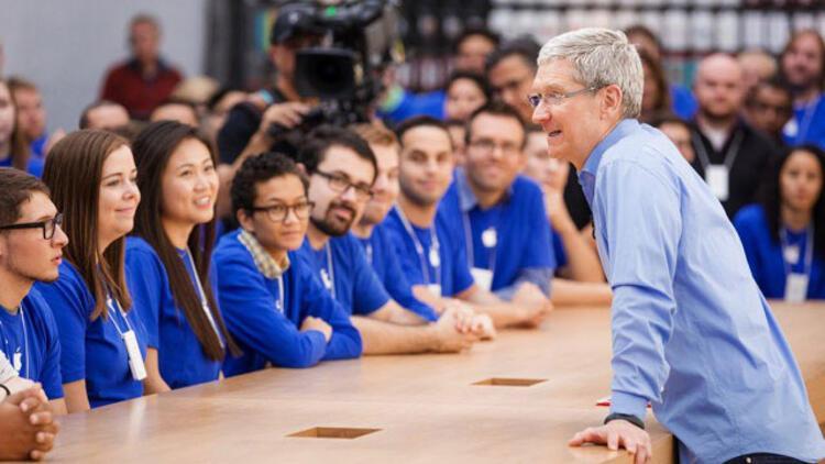 Apple, Türkiye'de çalışacak eleman arıyor!