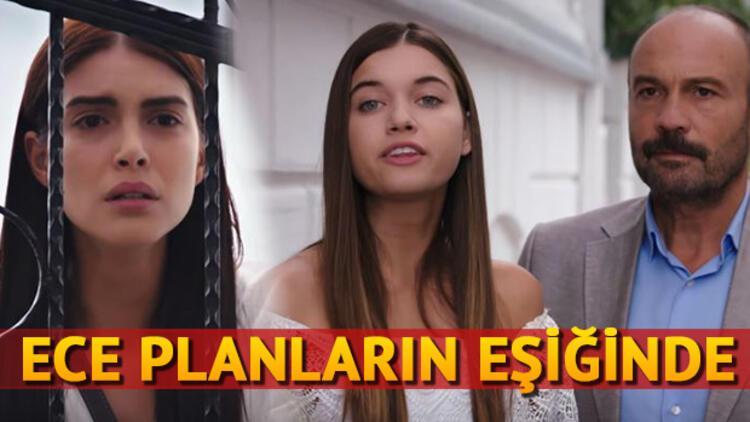 Fazilet Hanım ve Kızları yeni bölüm fragmanında Ece çok değişiyor!