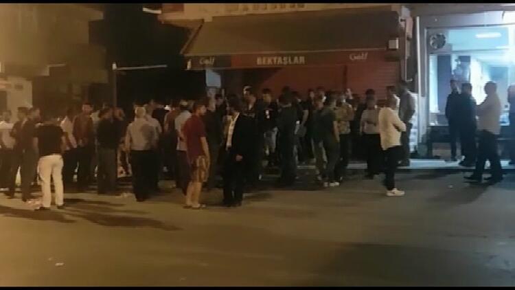 İstanbul'da silahlı kavga: 1 ölü