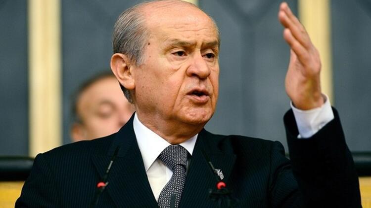 MHP lideri Bahçeli: Korsan referandum yok hükmündedir